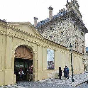 Vchod do galerie