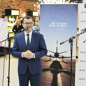 Václav Řehoř, předseda představenstva Letiště Praha