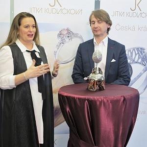 Jitka Kudláčková, Dušan Mlynarčík