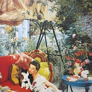 Cooperation with Cecil Beaton