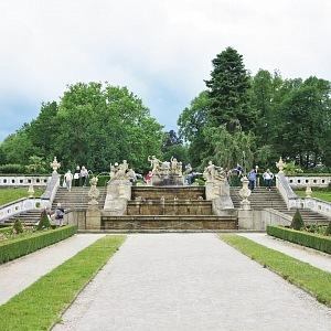 Barokní zámecké zahrady