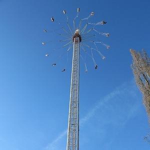 Řetízkáč až ve výšce 80 metrů
