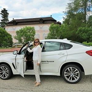 BMW X6 v plné parádě