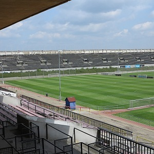 Strahovský stadion - pýcha Prahy
