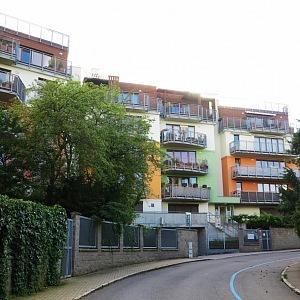 Nové byty Barrandova
