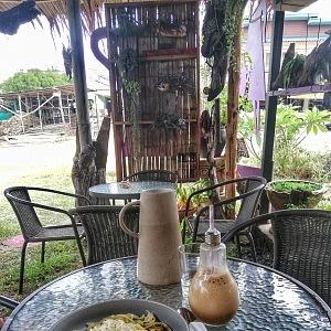 Čas na Carbonara a Coconut Coffe Shake