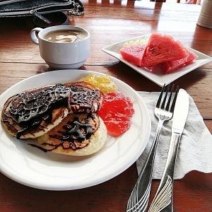 Sladké snídaně jsou moje!
