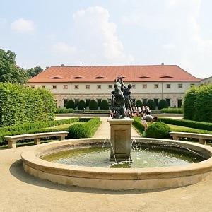 Krásy Valdštejnské zahrady