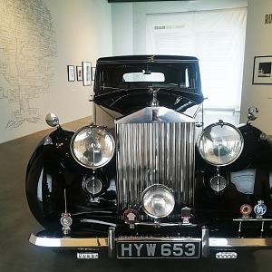 Rolls Royce Silver Wraith z roku 1946