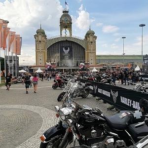 Holešovické výstaviště centrem oslav