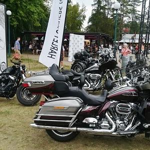 115 let Harley-Davidson v Holešovicích