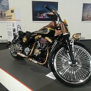 Luxusní modely Harley-Davidson