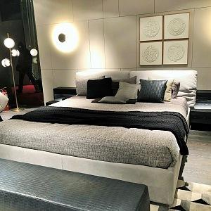 Ložnice v designu značky MisuraEmme