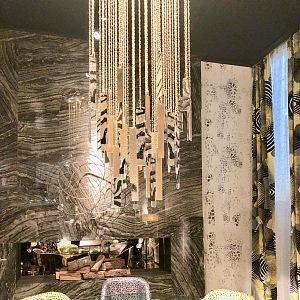 Luxusní interiér Cavalli