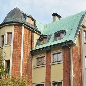 Luxusní vily na Hřebenkách