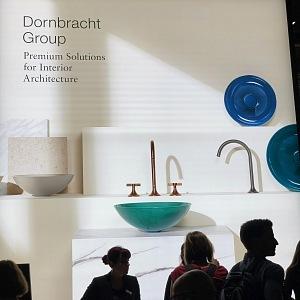 Dornbracht a Alape na veletrhu v Miláně