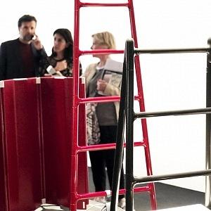 Radiátory Tubes, designérka Elisa Giovannoni, Scaletta