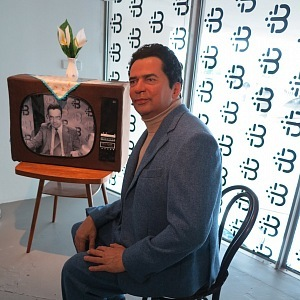 Vladimír Menšík součástí výstavy
