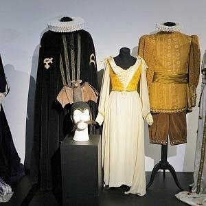 Kostýmy z Arabely