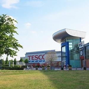 Shopping mall Letňany