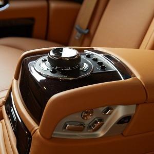 Rolls Royce Ghost v detailu