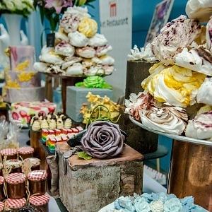 Detail nádherných dortů