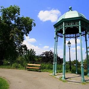 Parks of Smíchov