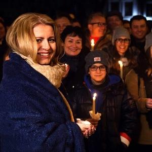 Zuzana Čaputová, žena v čele Slovenska