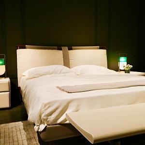 Luxusní ložnice Poltrona Frau