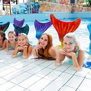 Mermaiding si oblíbily hlavně děti.