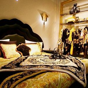 Ložnice podle Versace