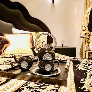 Ložnice a doplňky Versace