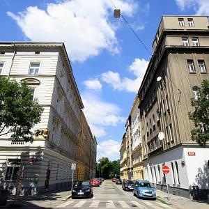Příjemné ulice Holešovic