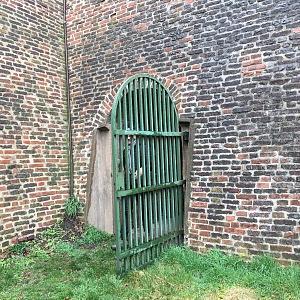 """""""Únikové"""" dveře."""