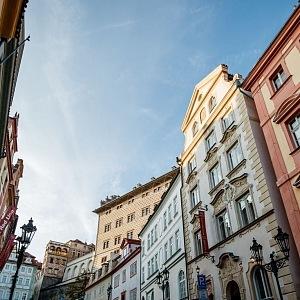 Luxusní historické domy
