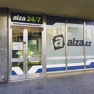 Také Alza má svůj obchod budoucnosti