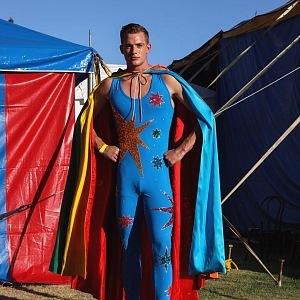 Look á la Superman