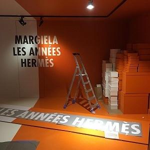 Margiela roky v Hermès!