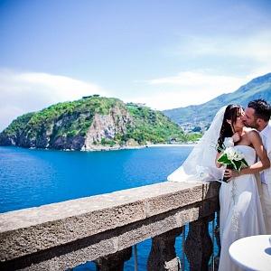 Wedding, Ischia
