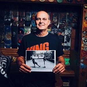 Ivo Škrabal King Skate