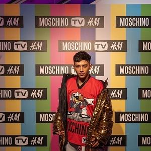 Jan Bendig, MOSCHINO [tv] H&M
