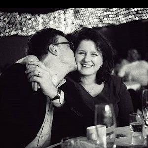 Jana Maláčová s manželem Alešem