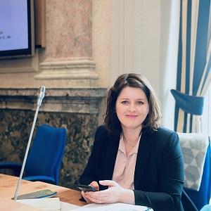 Ministryně Jana Maláčová