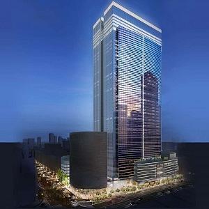 Bulgari hotel in Tokyo, year 2022