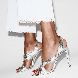 Jimmy Choo SS19 - model Lalia 100