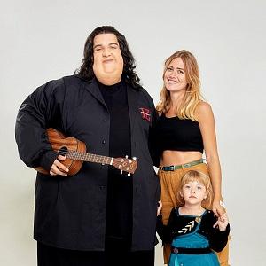 Jordan s rodinou v show Tvoje tvář má známý hlas.