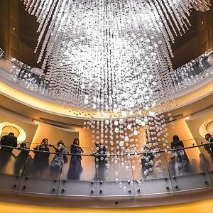 Symphony lighting, Lasvit