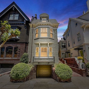 Dům ve viktoriánském stylu od Julii Roberts
