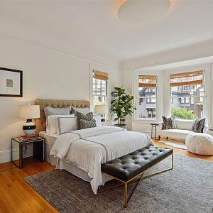 Julia Roberts, ložnice ve vile