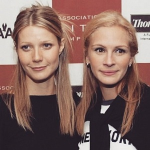 Julia Roberts a Gwyneth Paltrow